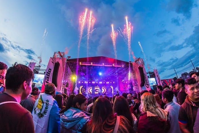 d&b на Фестивале Независимости Gallo 2019