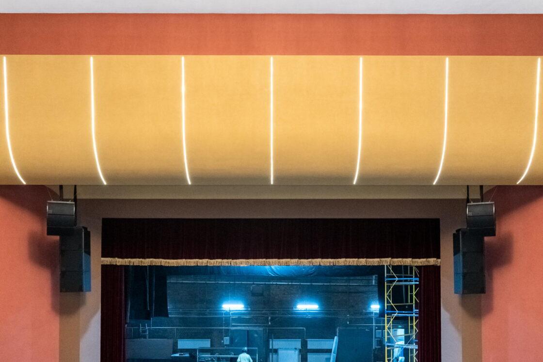 Инсталляция d&b в Черкасском драмтеатре