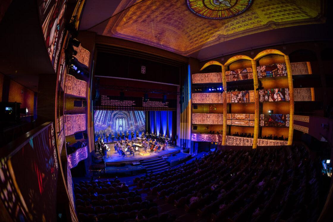 d&b audiotechnik Soundscape и T-Series в Auditorium Maestro Padilla