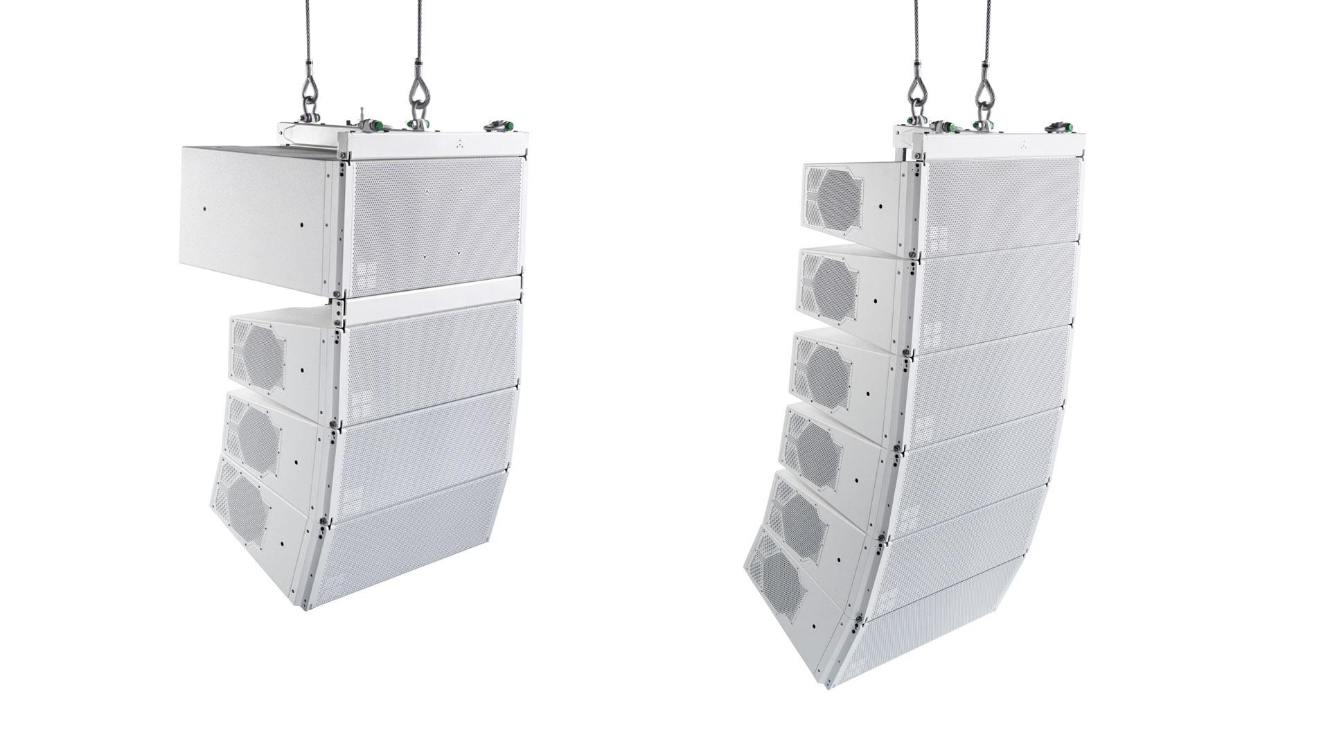 d&b audiotechnik КSLi-series white