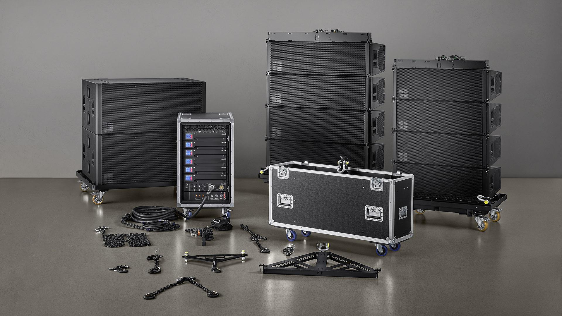 d&b audiotechnik SL-Series family